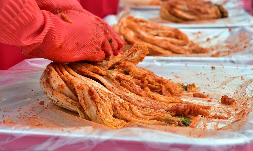 Crisis fermenting as cabbage shortage hits South Korea's kimchi culture