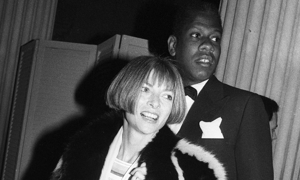 André Leon Talley on Anna Wintour: 'If she asks me to attend her couture fittings after this book, I will be surprised'