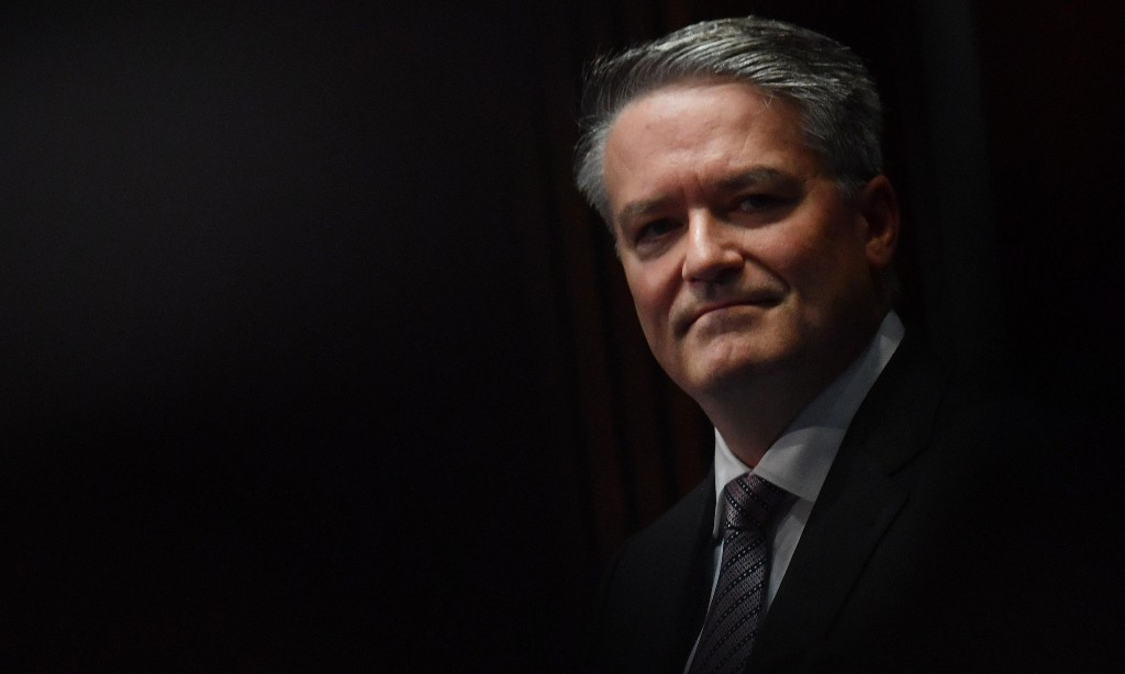 'Trying to invert reality': Mathias Cormann's climate credentials will be a hard sell at the OECD