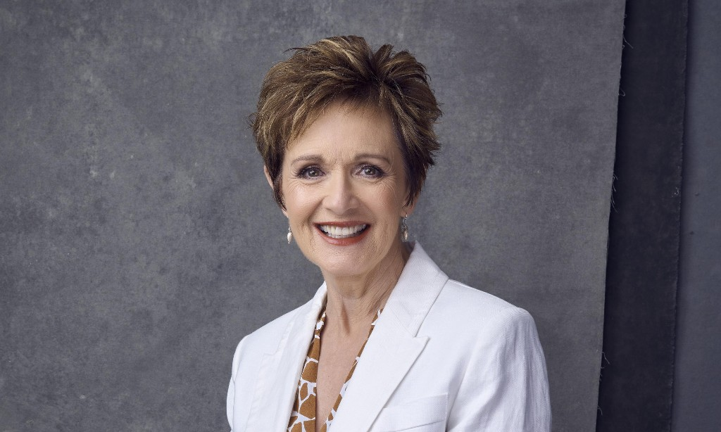 Neighbours' Jackie Woodburne: 'I'd love to be a TV baddie'