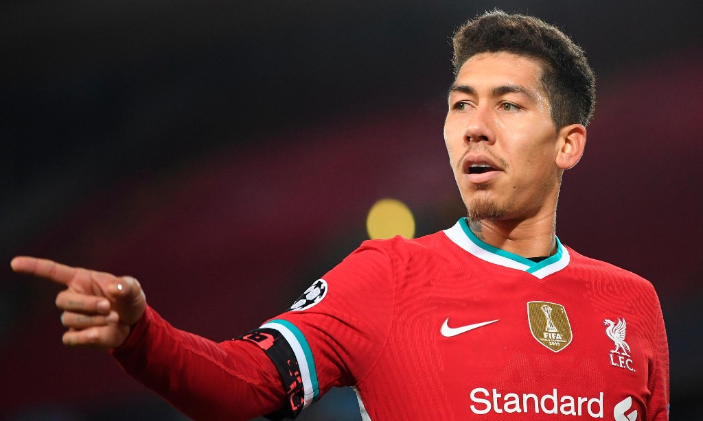 Roberto Firmino shows time is on his side in Liverpool cameo