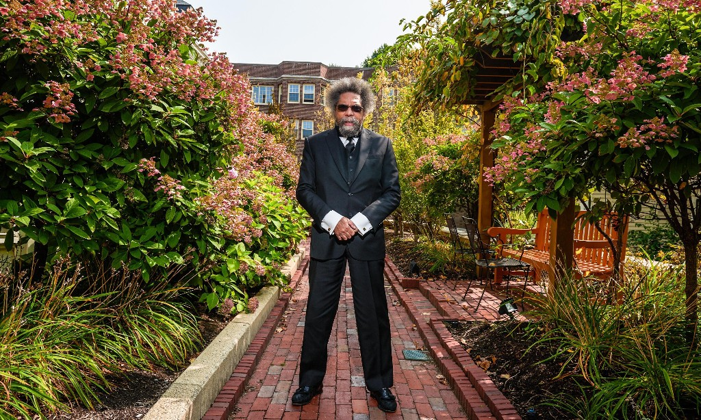 Cornel West: 'George Floyd's public lynching pulled the cover off who we really are'