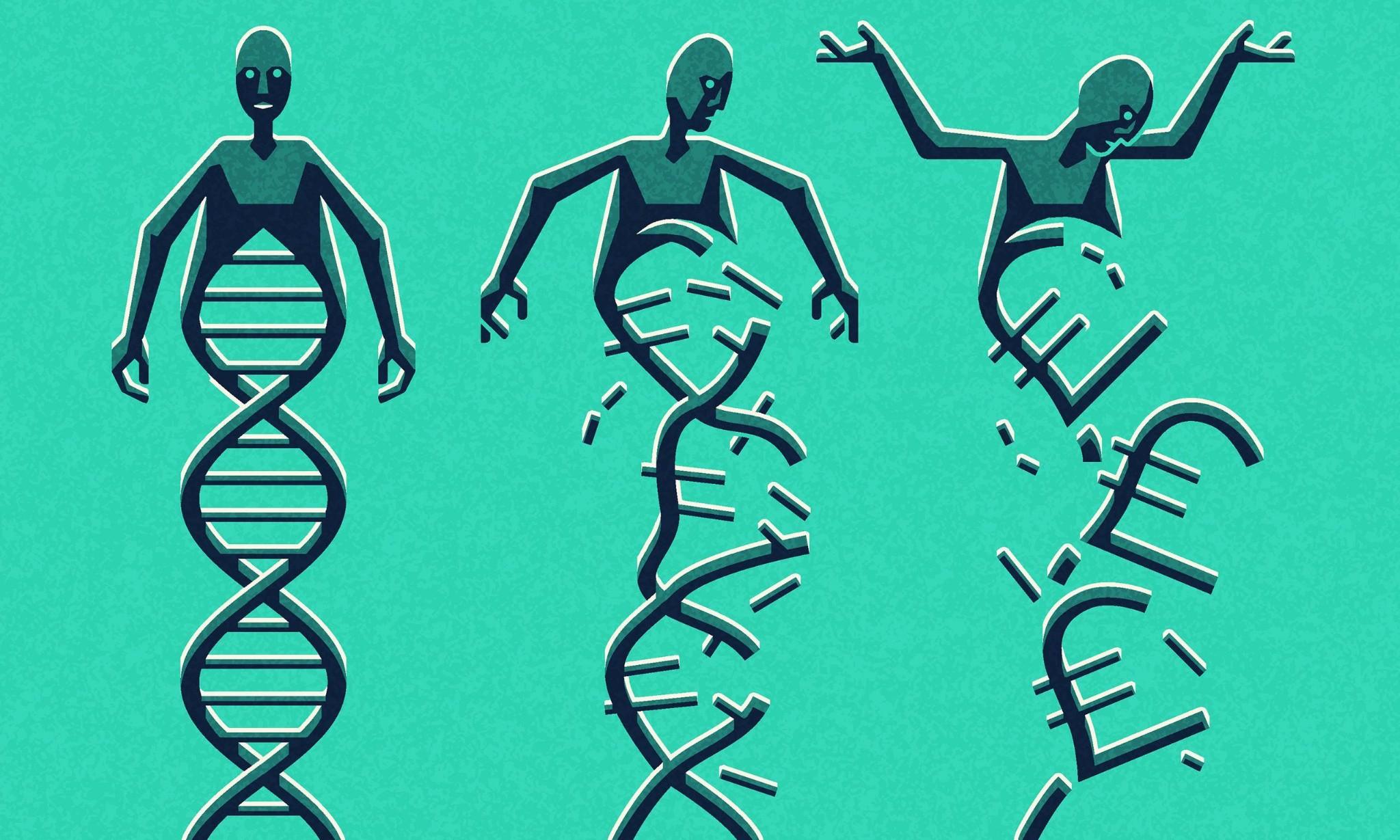 GENETICS & YOU - cover