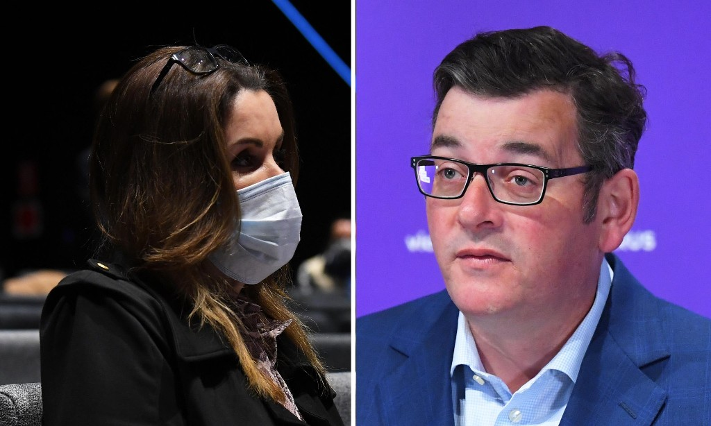 'Lethal' weapon: Sky News hosts gush as Peta Credlin promises exposé on Deadly Decisions