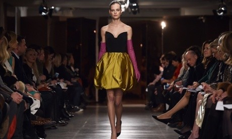 Oscar de la Renta's joie de vivre lives on at New York fashion week