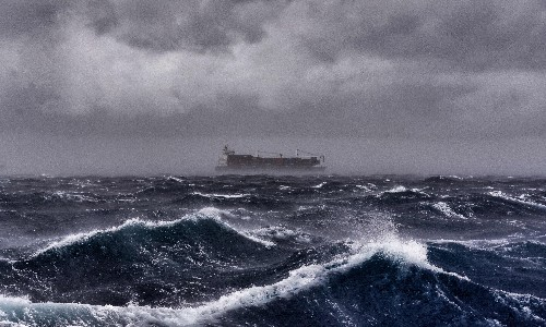 Ship of horrors: life and death on the lawless high seas