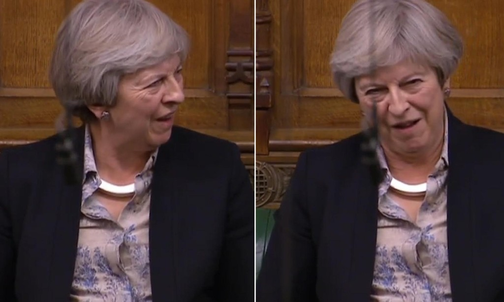 'Utter rubbish': Theresa May incredulous at Michael Gove's Brexit claims
