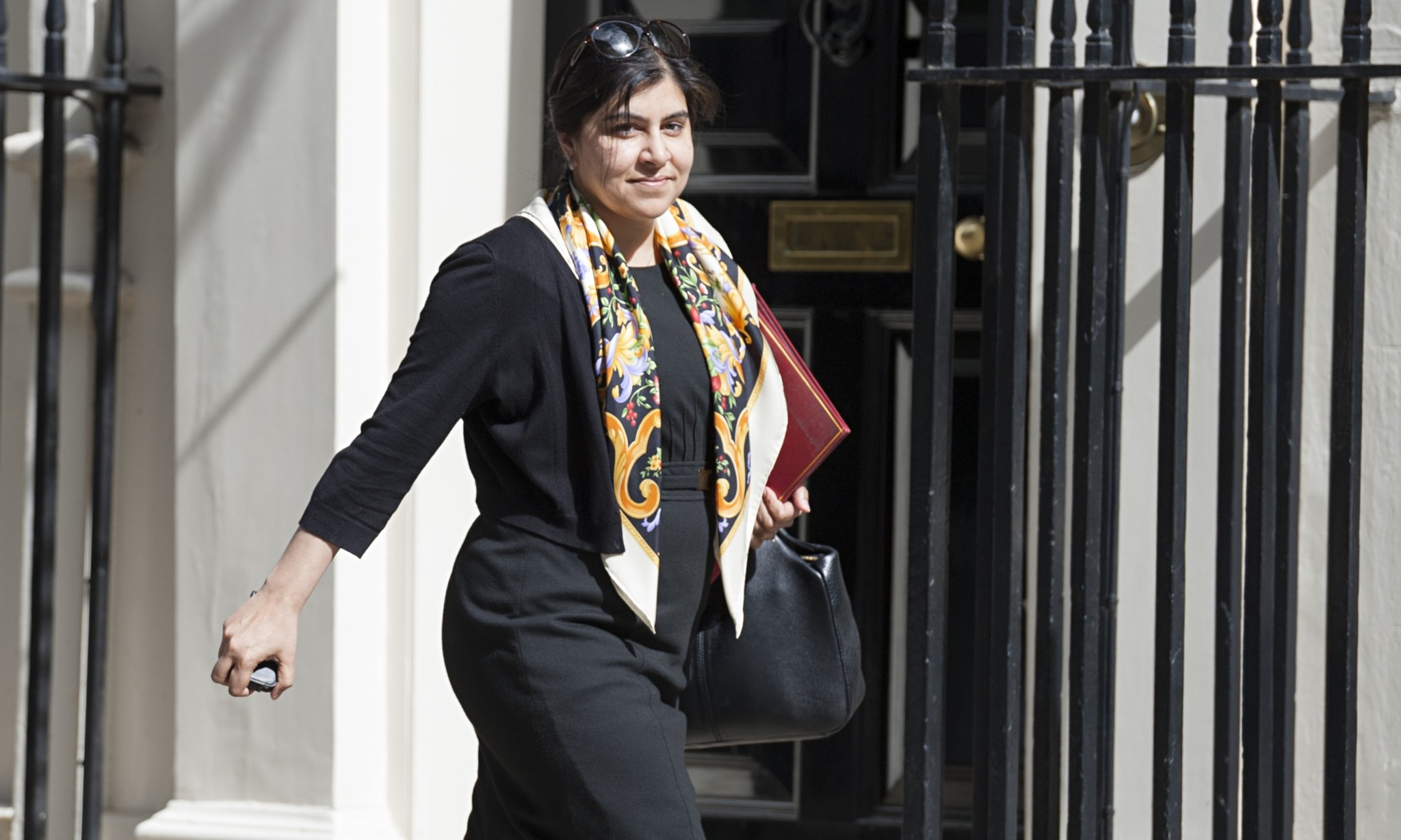 Lady Warsi resigns over UK's 'morally indefensible' stance on Gaza