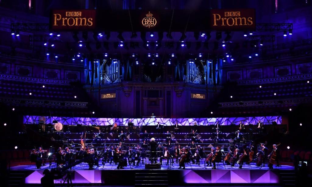 TV tonight: the Last Night of the Proms 2020