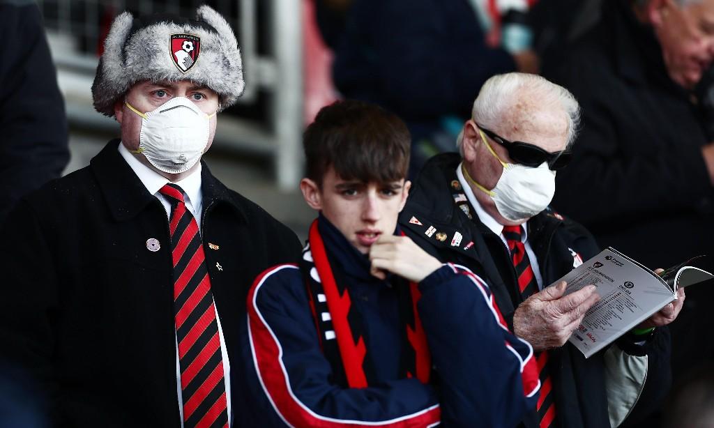 Premier League debates behind-closed-doors coronavirus contingency plan