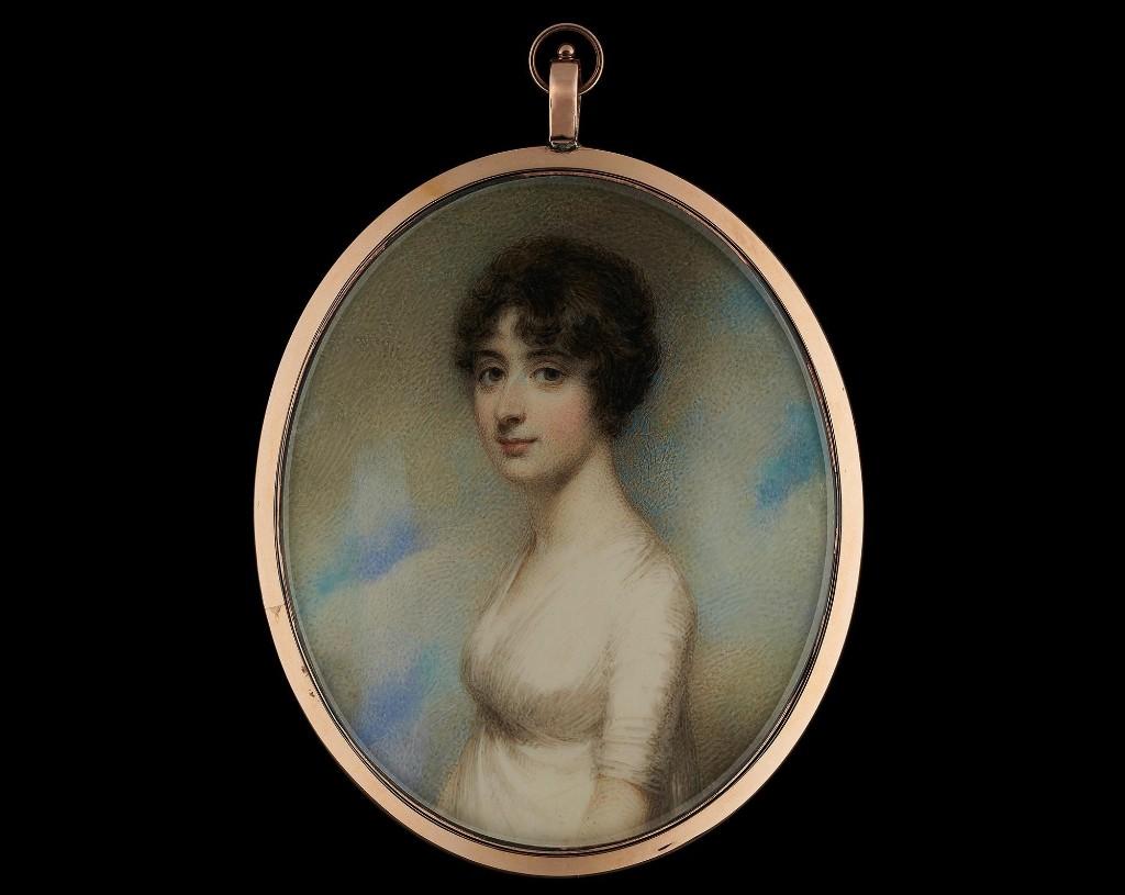 The original Lydia? Portrait discovery delights Jane Austen museum