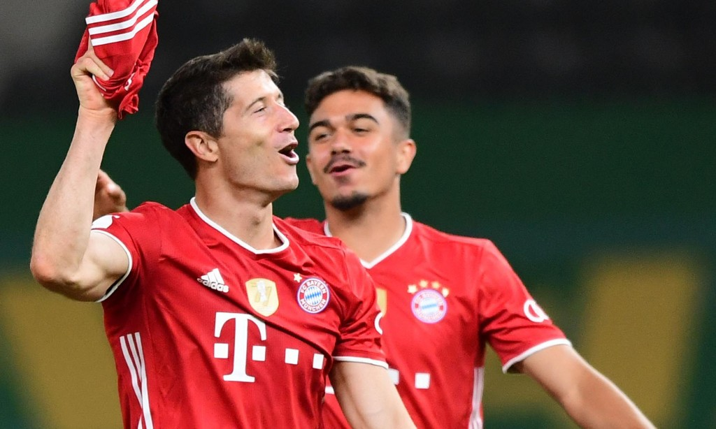 Bayern Munich win German Cup as Buffon sets Serie A appearance record