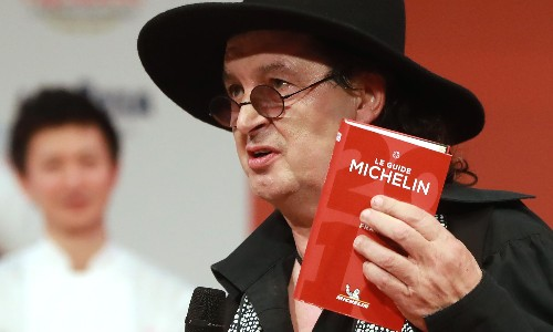 'They said we used cheddar!': chef demands removal from Michelin Guide