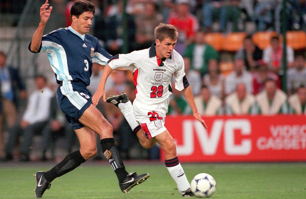 World Cup questions: why did gifted England not beat Argentina in 1998?