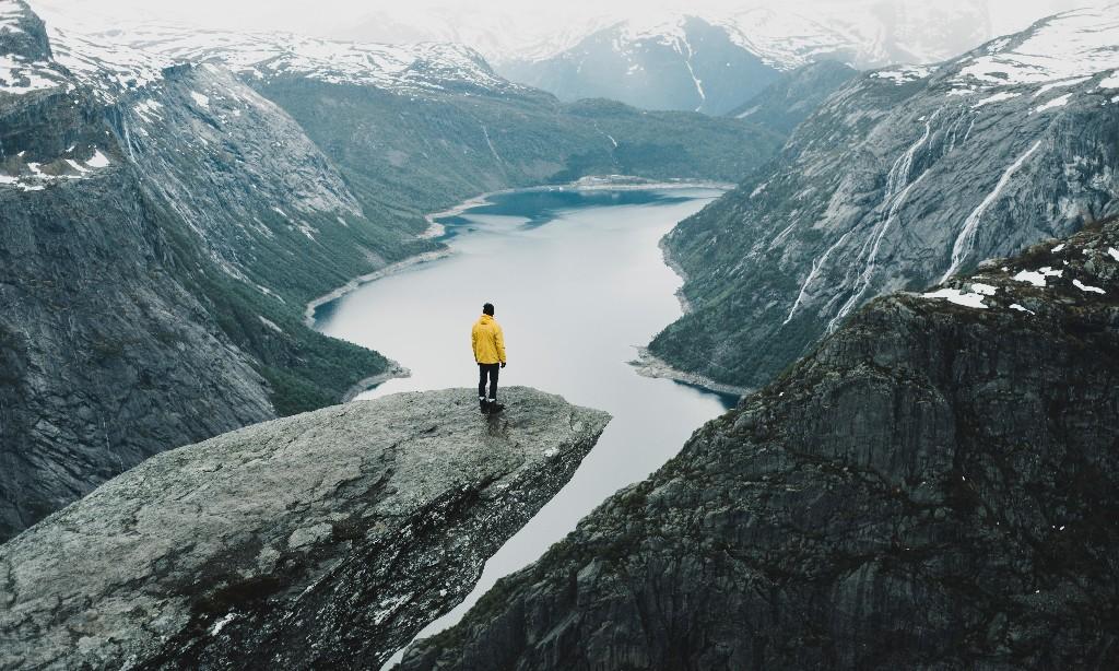 Dreading a dark winter lockdown? Think like a Norwegian