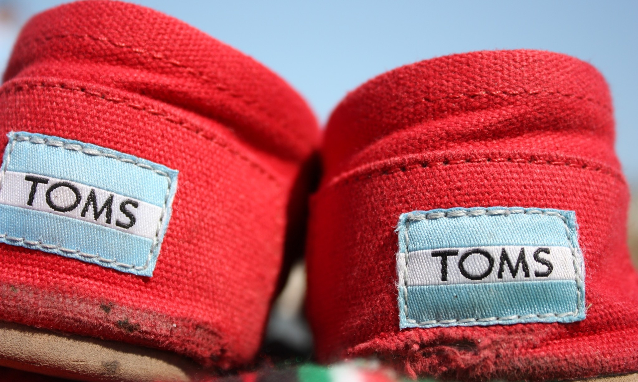Toms founder: 'There is real opportunity to address the world's needs'