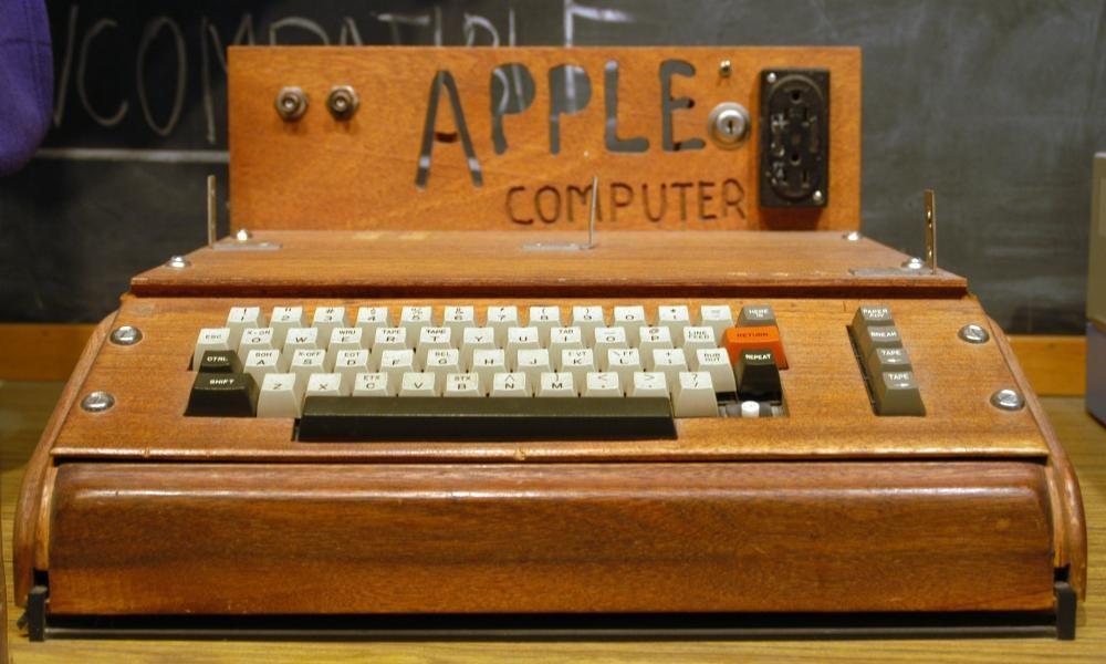 Apple - Magazine cover