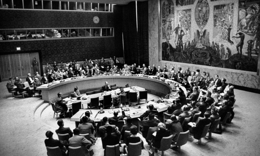 What is the future of the UN in the age of impunity?