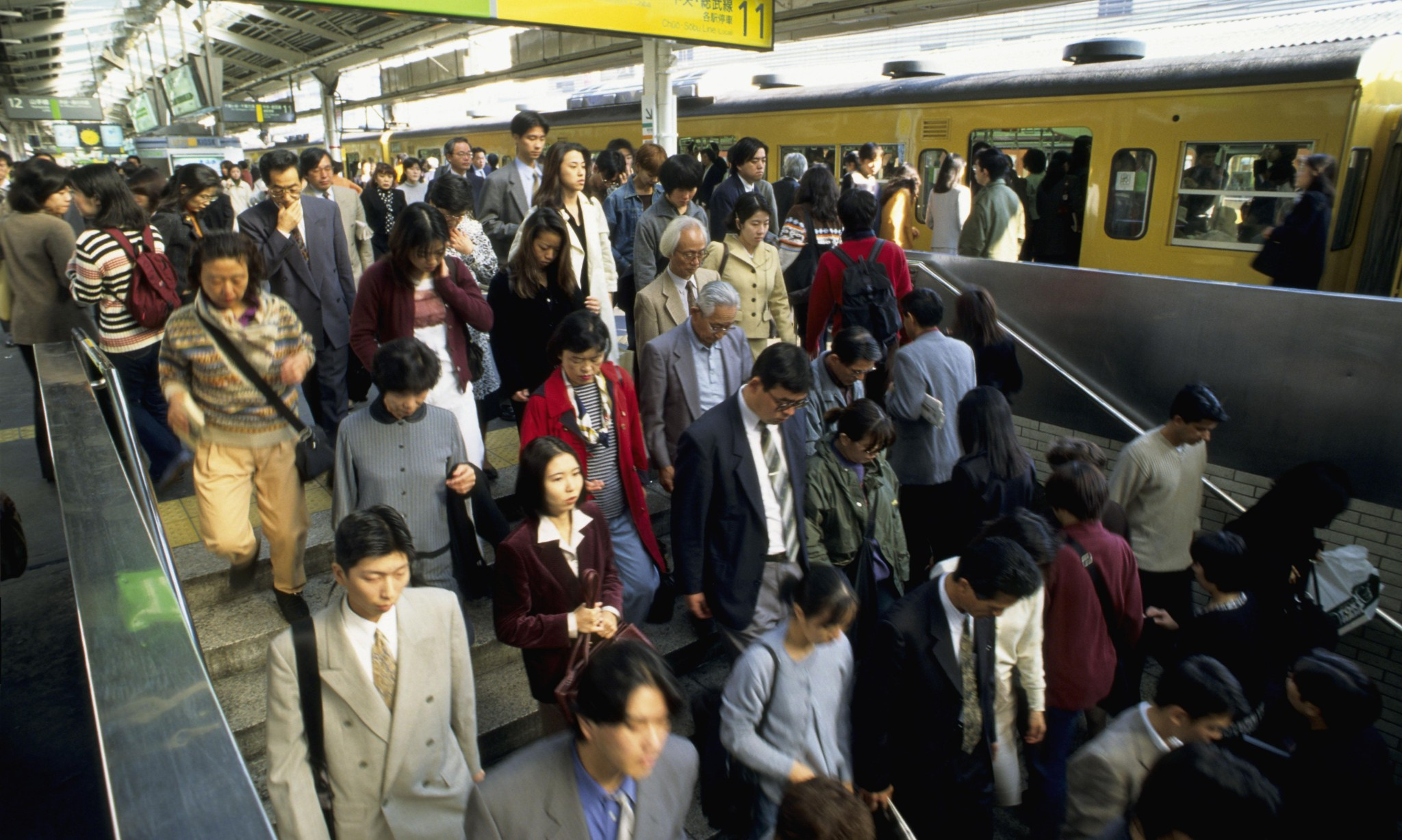 Japan's population declines for first time since 1920s – official census