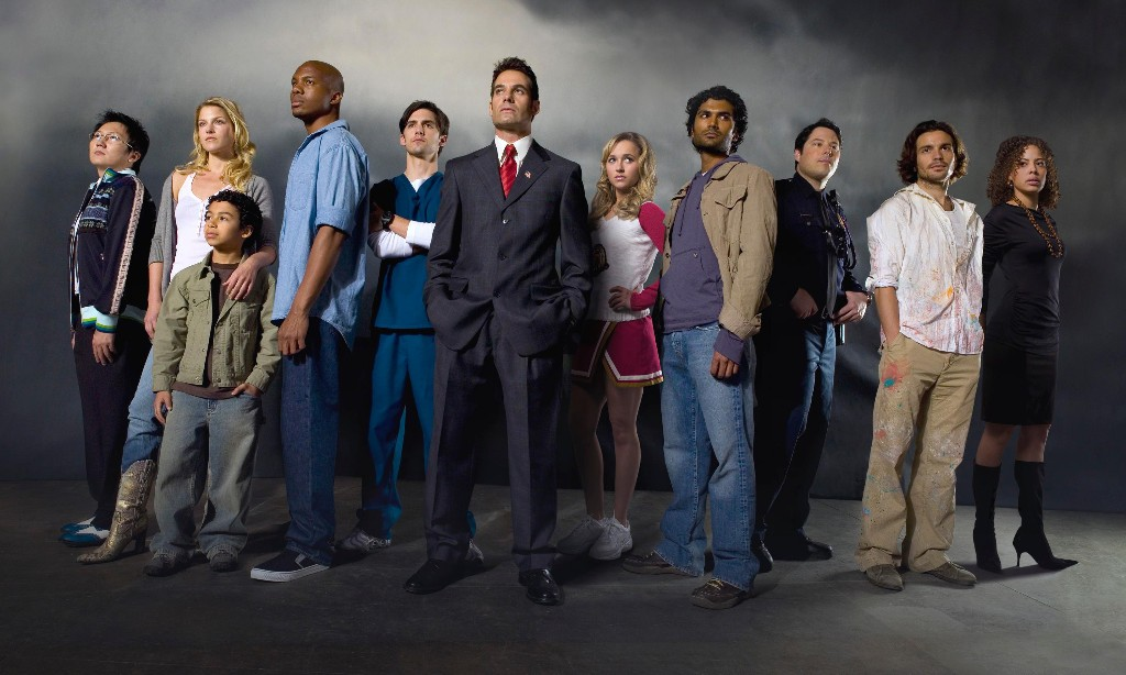 TV tonight: time to revisit the supernatural world of Heroes
