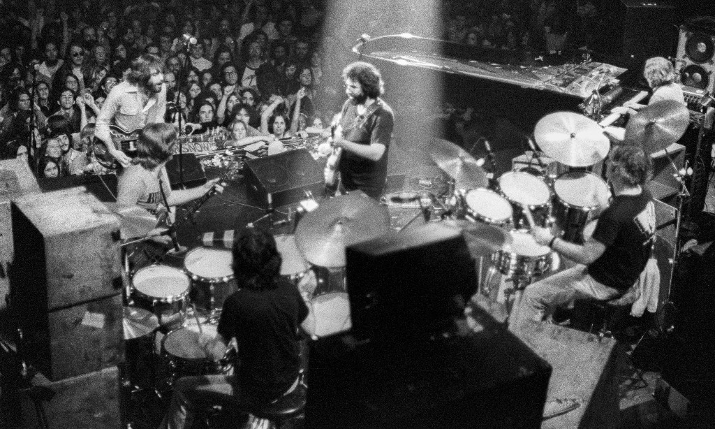 What I'm really watching: The Grateful Dead movie