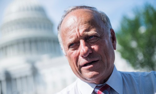 Republican Steve King: if not for incest and rape 'would there be any population left?'