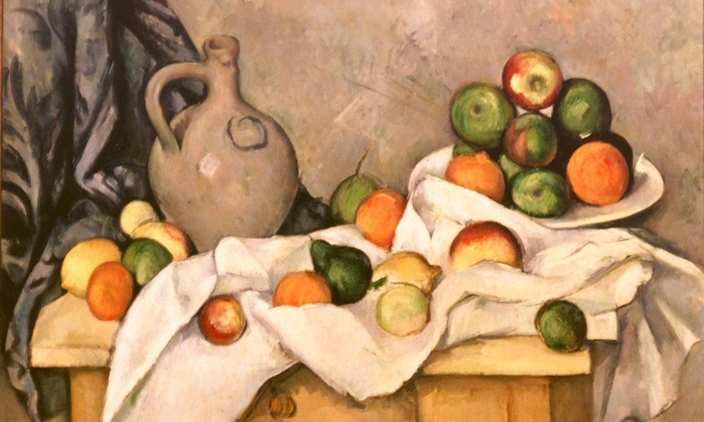 Researchers turn to art for clues about changing fruit and veg