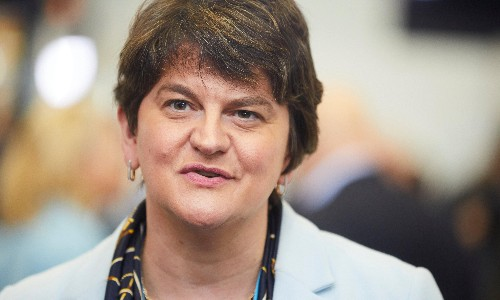 DUP warns against Brexit deal that would 'trap' Northern Ireland