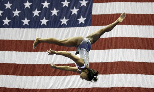 Simone Biles 2.0: Somehow, someway, there's nowhere to go but up