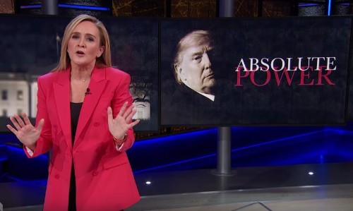 Samantha Bee: 'By voting to acquit Trump, the Senate set a devastating precedent'