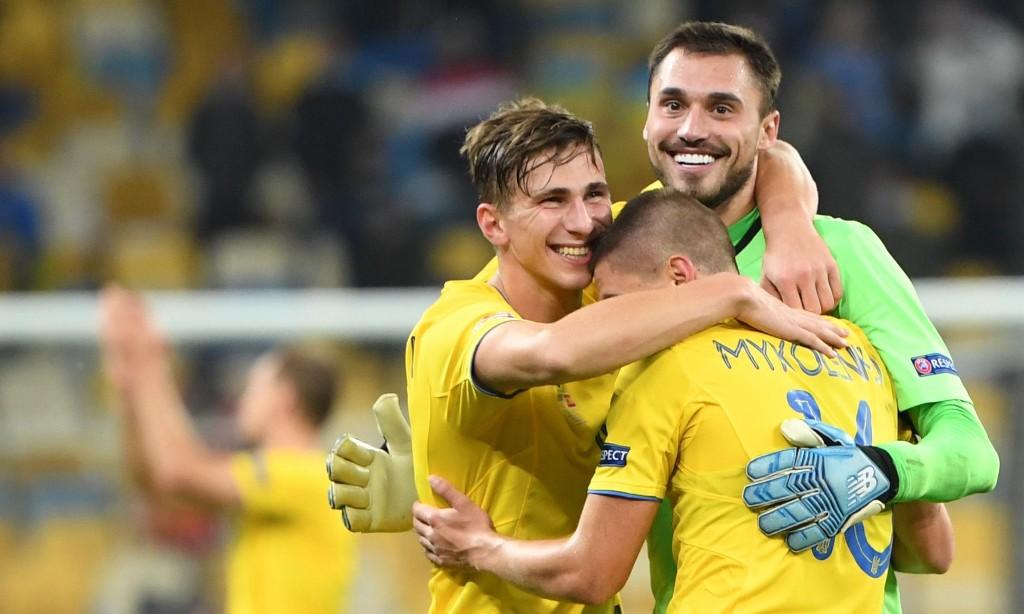 Nations League: Ukraine shock Spain, Germany and Switzerland draw thriller