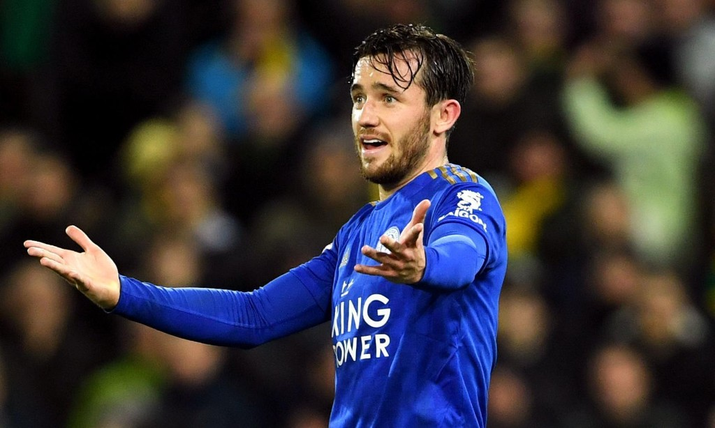 Chelsea step up interest in Ben Chilwell but Leicester want at least £60m