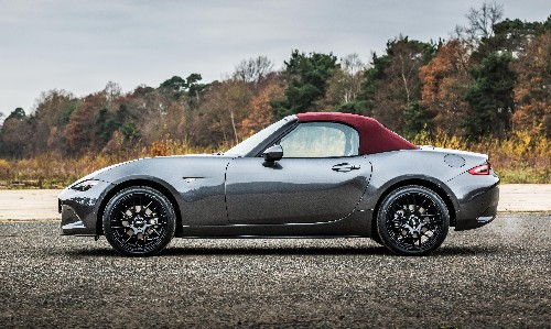 Mazda MX-5: 'A winning recipe that will never go out of date'