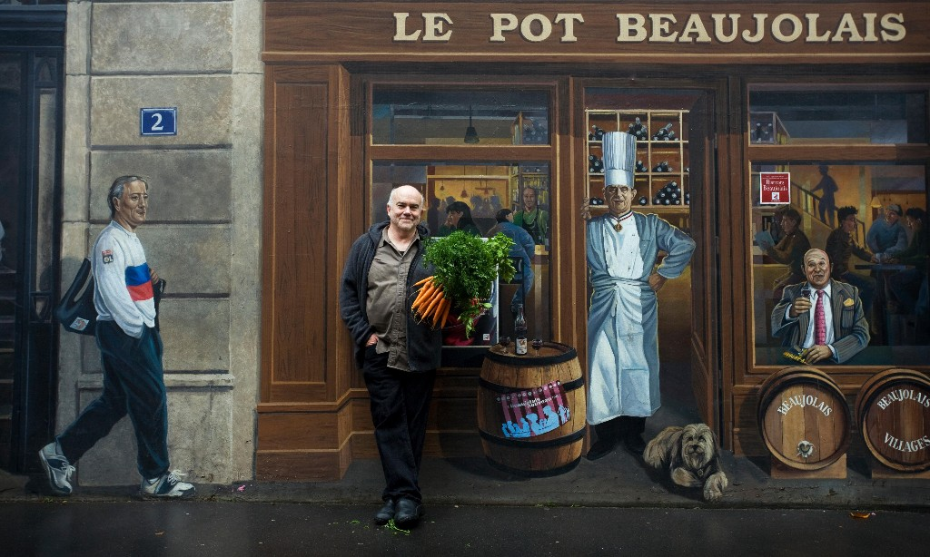 'At 3am in Bob's boulangerie, you could peel the yeast off the wall…'