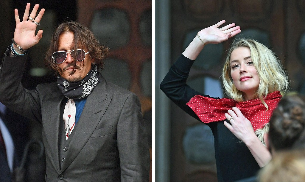 Johnny Depp assaulted Amber Heard after she laughed at tattoo, court told