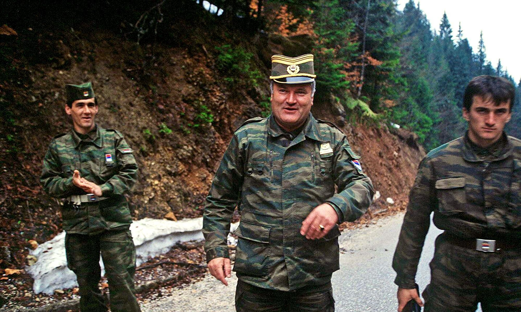 14 years a fugitive: the hunt for Ratko Mladic, the Butcher of Bosnia