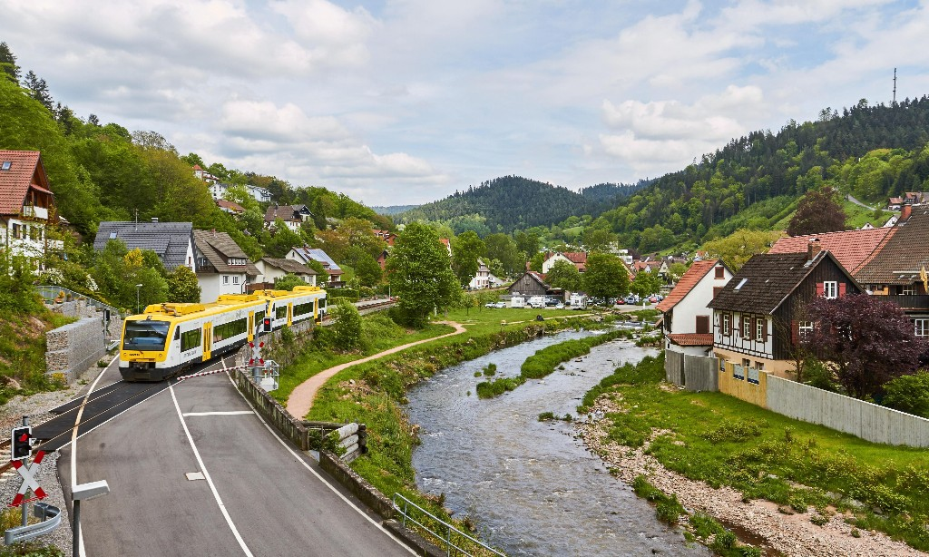 10 of the best rural rail lines in Europe: readers' travel tips