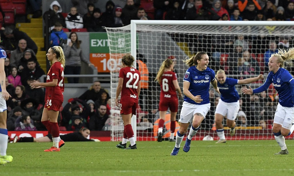 Liverpool's relegated women underfunded and in disarray
