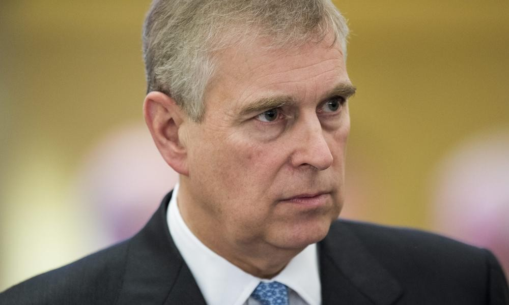 Lawyers fight to compel Prince Andrew to answer claims of sex with girl, 17