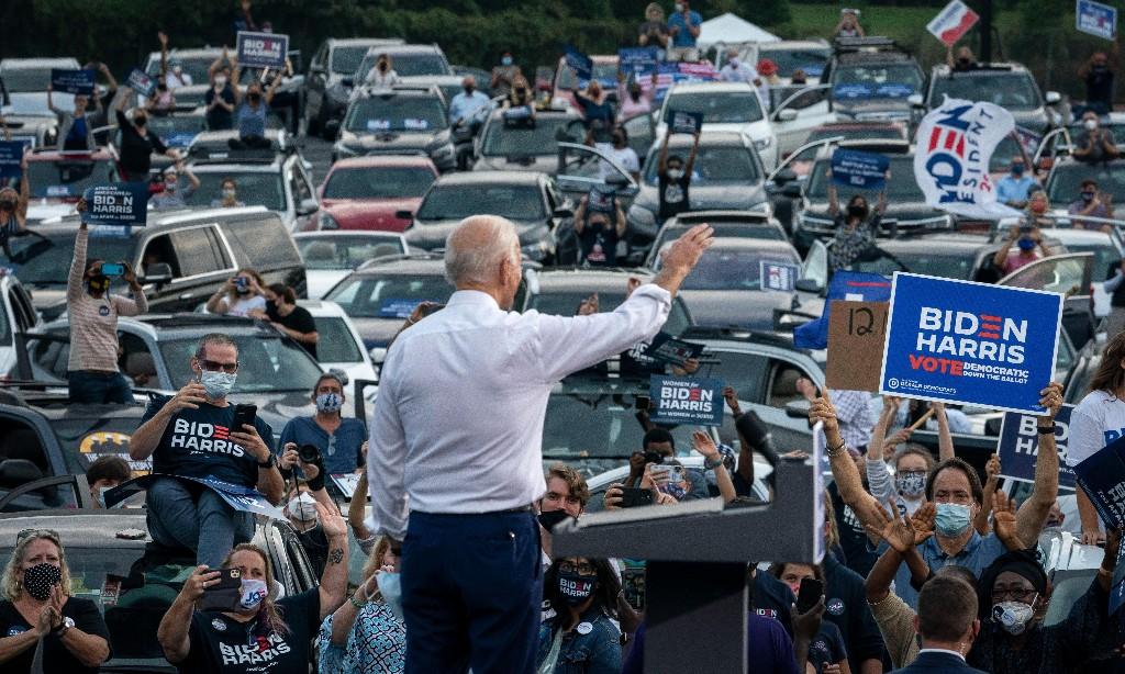 Biden's first 100 days as president