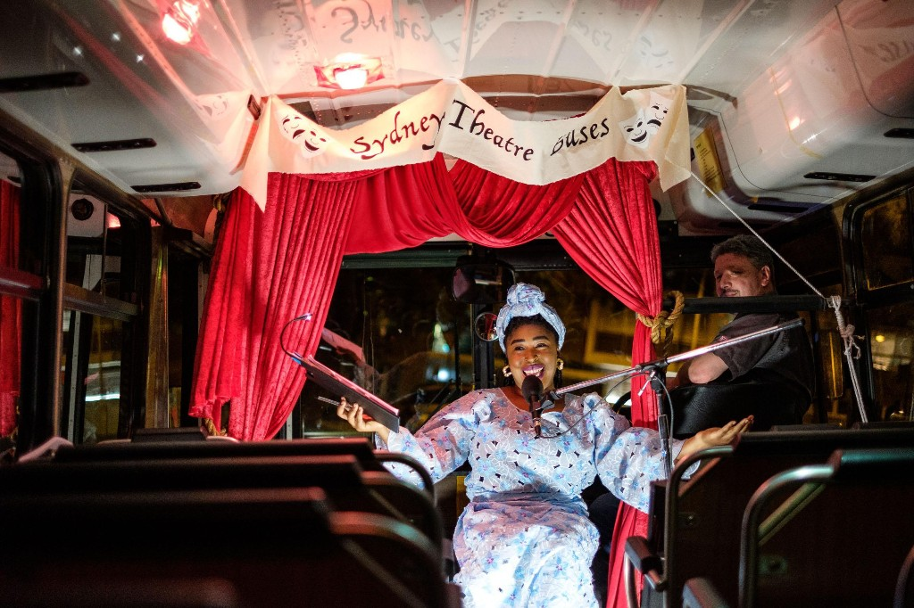 Don't miss this bus: Sydney Theatre Buses is part history, part critical commentary, all joy