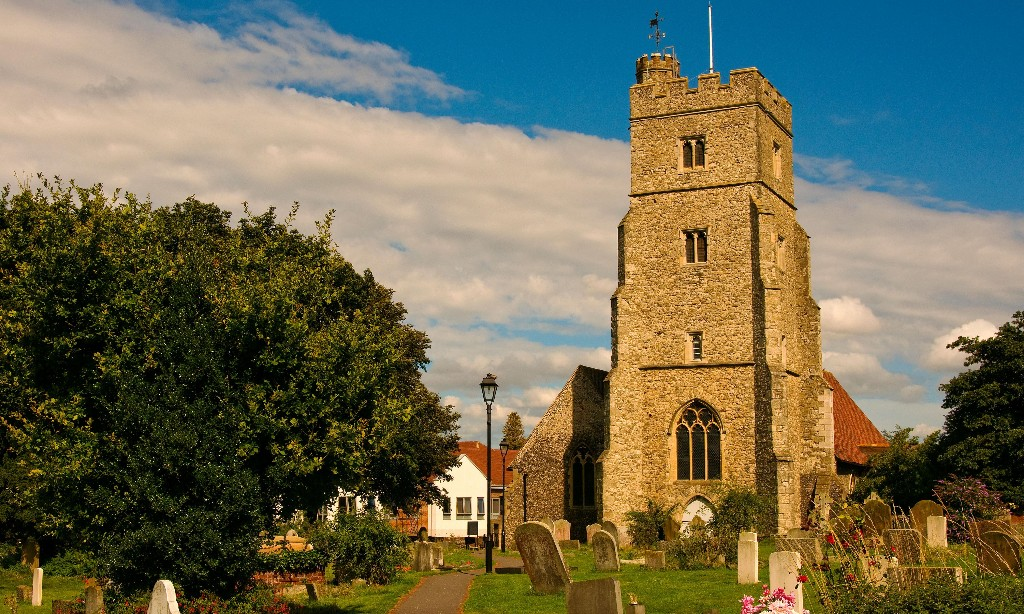 The good news: Kent church posts vacancy for journalist