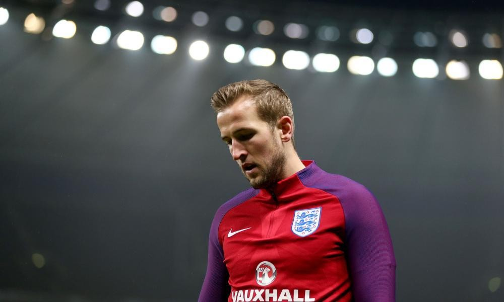 Harry Kane and Dele Alli to spearhead youthful England against Germany