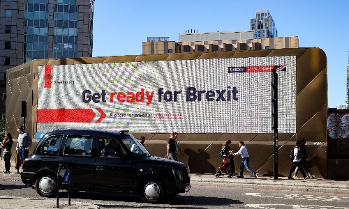 The 'Get Ready for Brexit' ads – mystifying in their uselessness