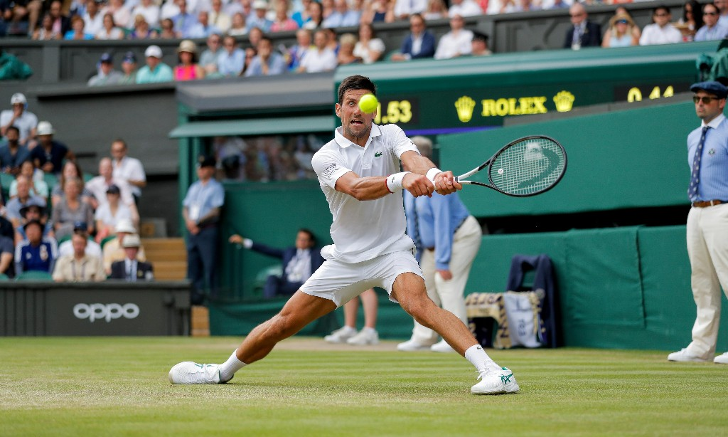 Wimbledon: Djokovic crushes Goffin as Bautista Agut cancels stag do plans