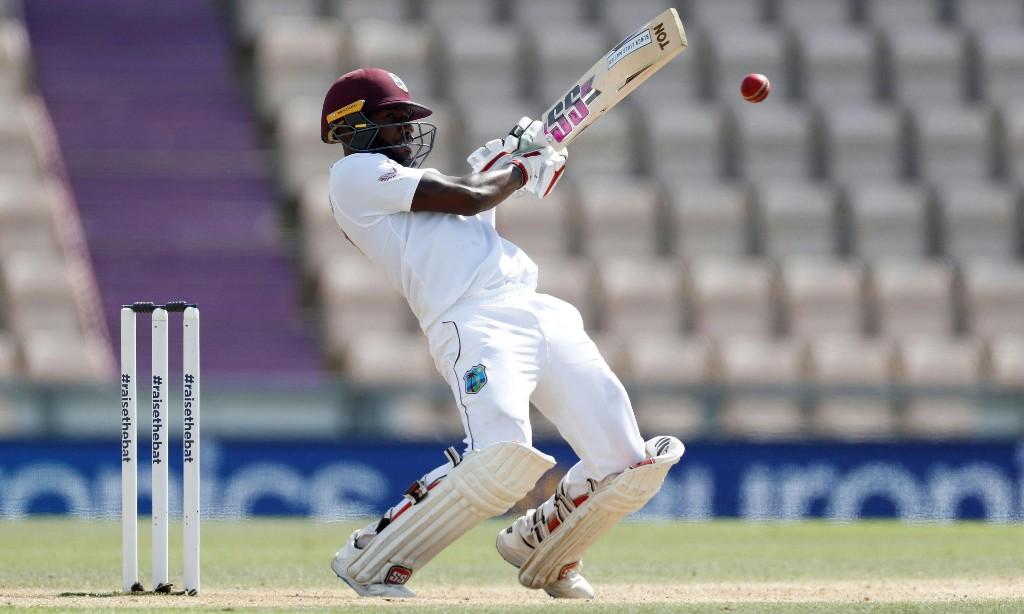 West Indies' Jermaine Blackwood says fresh focus helped blot out Ben Stokes
