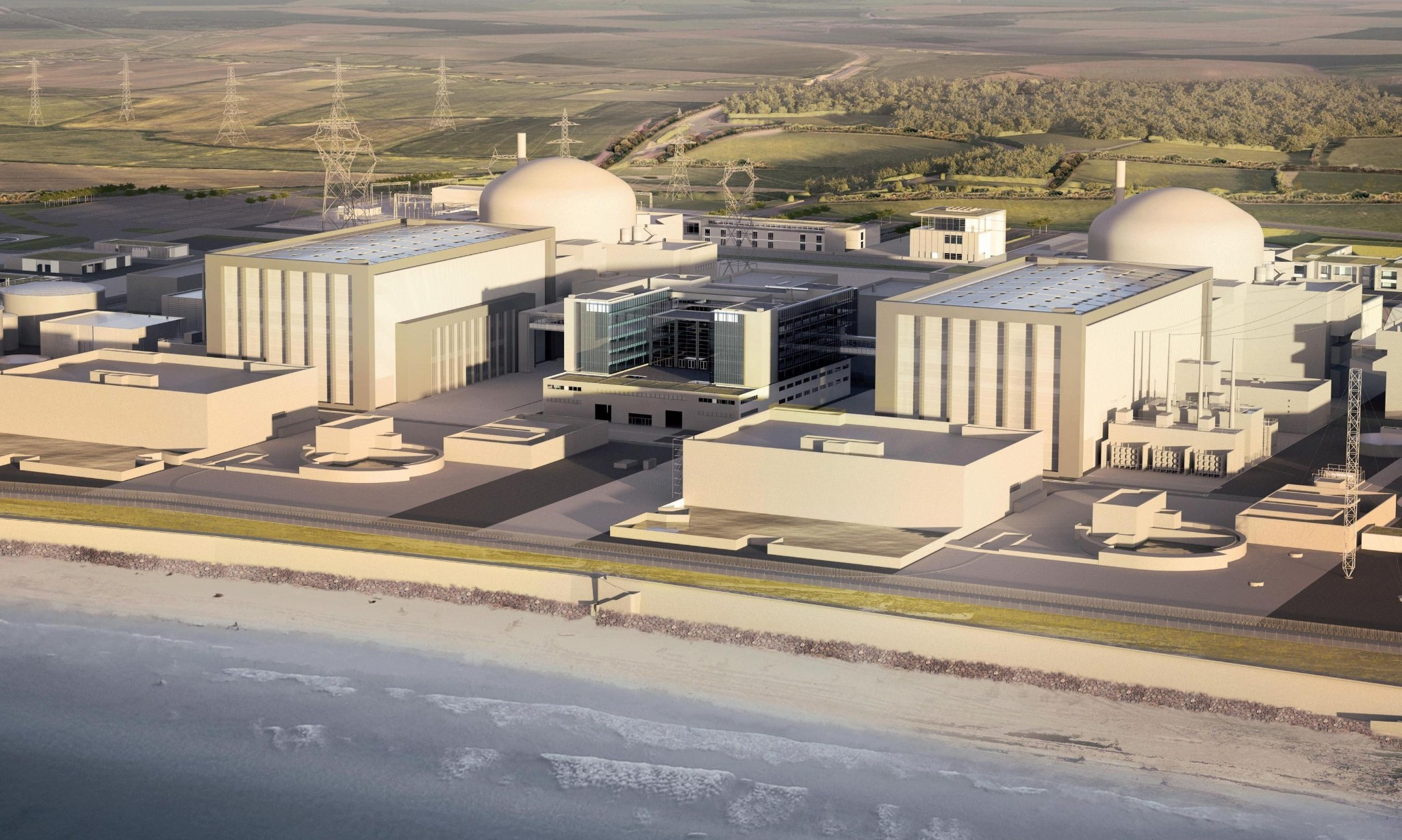 Hinkley Point nuclear project in crisis as EDF finance director resigns