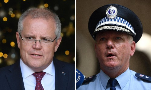 PM's phone call to police chief an inappropriate attempt to use position, former top judge says