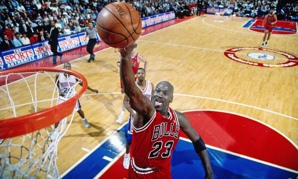 Michael Jordan was years ahead of his game. The Last Dance showed that he still is