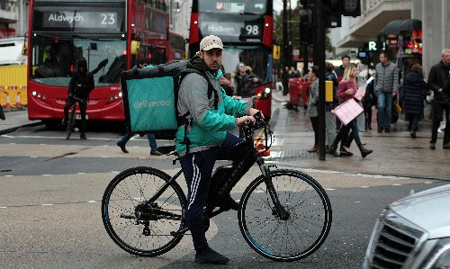 Gig economy traps workers in precarious existence, says report
